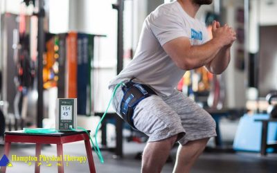 Hampton Physical Therapy Clinics Now Certified  in Blood Flow Restriction Training