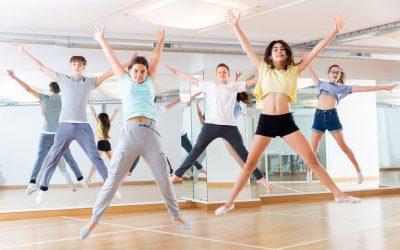 Staying Flexible Through Puberty