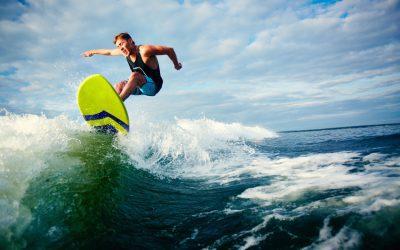 Shoulder Health for the Surfer