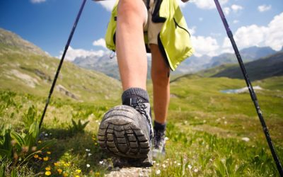 Hiking and Knee Pain ~ How PT Can Help